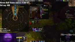 <Method> Heroic Viewer raid at 14:00 CET
