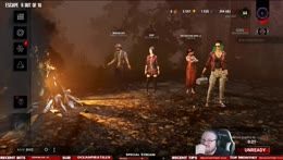 #subandfollowsunday Let's Play some DBD all! :)