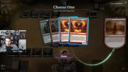 Magic Arena Ambiguous UI