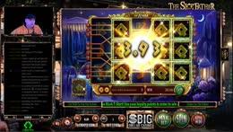 Live Blackjack and Slots (not sluts) at the Big Dollar Casino!