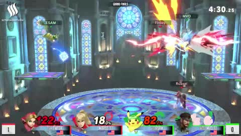 Frostbite 2019 - Day 1 Ultimate Doubles and Alpharad Exibition