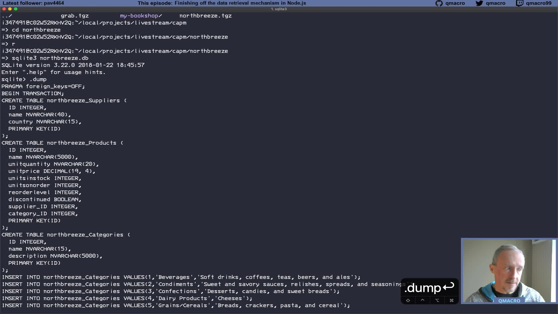 qmacro99 - Hands-on SAP dev with qmacro - Twitch
