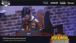 Spandauer Inferno Boostcamp | Heute mit Flexqueue und dem #wachaward 1v1 Turnier