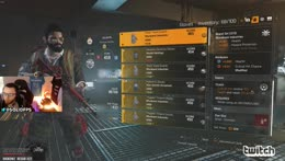 54 hours in, endgame is so good | Info/Guides: !division | Follow @SOLIDFPS