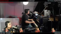 Live learning your requests with The Most Keyboards On Twitch