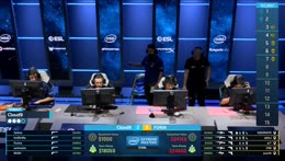 RERUN: Cloud9 vs FURIA [Cache] Map 3 Ro4 - Challengers Stage - IEM Katowice 2019