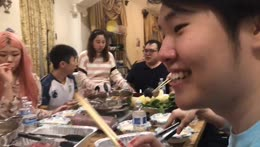 Hot Pot with OfflineTV and friends