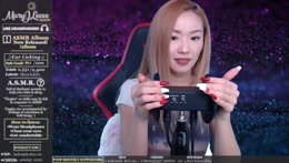 🔵 ASMR | Live @ 3PM Central ♡ | !album !schedule !discord | [TeamFrequency]