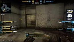Gallus Tournament Group 2 Tahit Blue vs VentureOCE