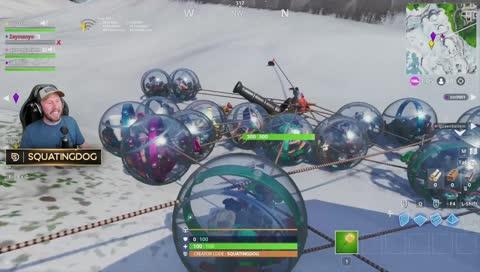 Worlds largest baller canon fire