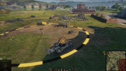 World Of Tanks Frontline Mode With Burke And Crream!