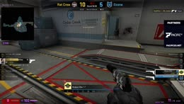 Tekr misses defuse by 0.1 seconds