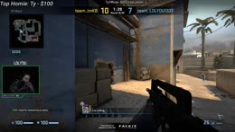 hope yall having a good day :) - CS:GO fun 60fps 8000bitrate