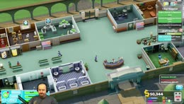 Dr. Dan. - Two Point Hospital - **Sponsored by ORIGIN PC and NVIDIA Geforce RTX ** !origin