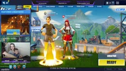 happy st patrick day, and grinding for tsm / squads / Pro Deaf Girl Gamer / !deaf !reverse2k !spacelyon / 400+ wins / FAST builder