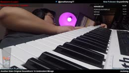 TMKOT live learnt music on piano and other things