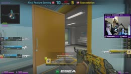 we lost watching Spacestation vs. Final Feature | !gfuel (10% off) | !s
