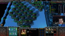 Warcraft 3 with BEAN :)