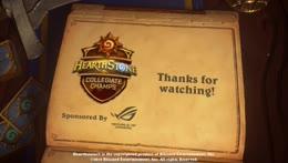2019 Hearthstone Collegiate Champs Spring Season Week 4 - Day 1