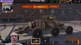 !Russian - NEW GAME! - !Crossout - New Players Welcome! - Retired, Extremely Dangerous chilling on Twitch