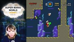 Art History Stream Tomorrow * Super Mario World * DKC3 After?