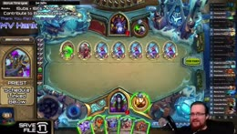 ARENA: 14x Leaderboard! New Preorder Priest! Play-by-Play!