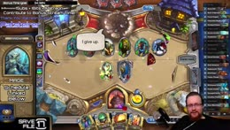 ARENA: 14x Leaderboard! Quadruple Pyromaniac + Pyroblast Mage! Play-by-Play!