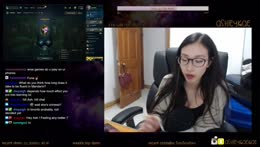 [na] trying electrocute zyra after the patch ♡ sleepy!