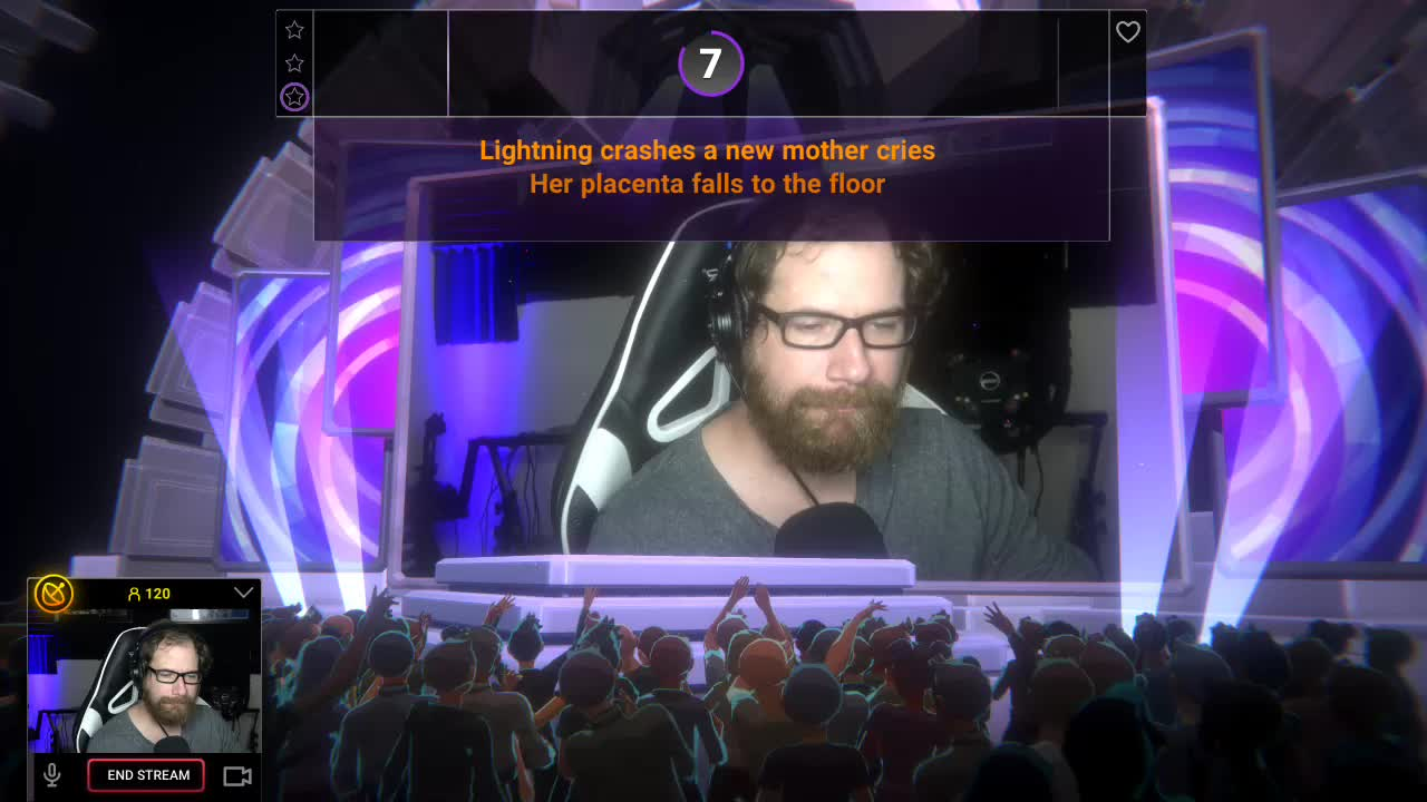 Jfavignano Lightning Crashes In The Style Of Live Twitch