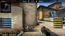 DH Quali: ex-3DMAX vs. Chaos - [55/75 Sub Goal]
