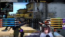 G2 1 vs 1 WINDIGO DH QUALIFIER
