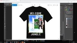 m0xyys XQC shirt Pho