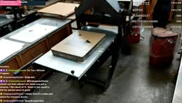 Printing with a BEEG ROCK [Lithography]
