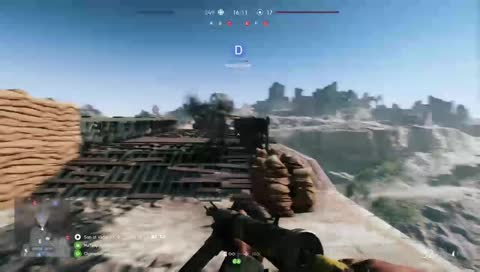 ligetament bfv gameplay