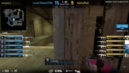LIVE: Alpha Red vs Lucid Dream - SEA Closed Qualifier Day 2 | IEM Sydney 2019