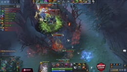 MP Aegis play Fnatic vs VG