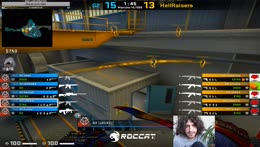 G2 1 vs 0 Hellraisers