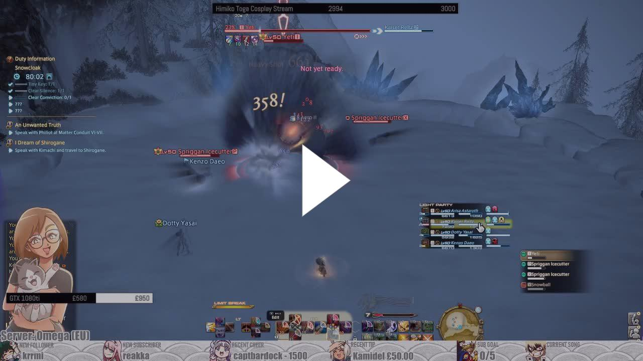 DeviAstaroth - 🌻Returning Player | AST main levelling BRD