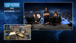 RERUN: G2 vs fnatic [Overpass] Map 3 Ro4 - Challengers Stage - IEM Katowice 2019