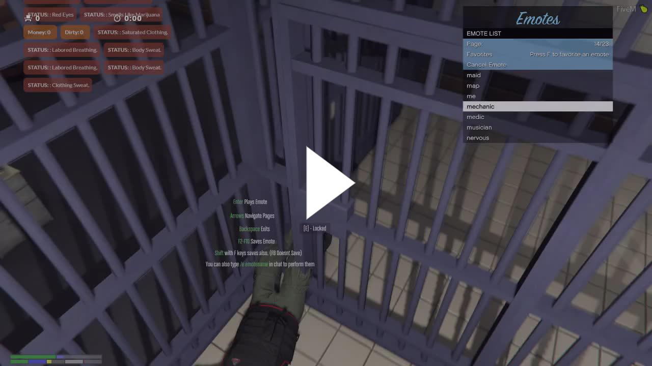 Greekgodx - How to get through the bars with Greek GTA V RP - Twitch