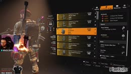 Snitch better have some good intel this time, where the god rolls at?! | Info/Guides: !division | Follow @SOLIDFPS