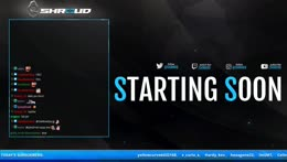 CHAT GUESS HWHAT | @shroud on socials for updates