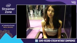 LIVE FROM TWITCHCON intel