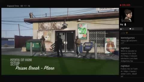 SUNDAY STREAM CAUSING HAVOC IN GTA V! | !follow !sub