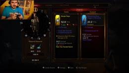KRIPP Diablo 3 on SWITCH | How Good Is Dragon Speaker? youtu.be/FfkdY8VvrUw