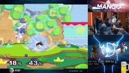 Mang0's LITERALLY INSANE!!! Randall = Cloud 9 !!!!