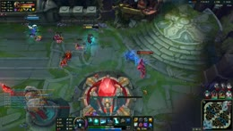 Karthus no fvcks given about fountain.