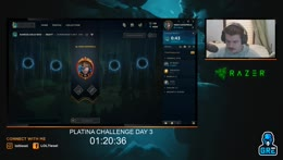 ULTIMATE GAME MACHINE | PLATINA CHALLENGE 14:00 | !fb | !insta @LOLTiesel