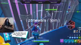 warzones then scrims / Pro Deaf Girl Gamer / !deaf !reverse2k !spacelyon / 400+ wins / FAST builder