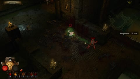 Jeudi 18 Avril, beta 2 de Warhammer Chaosbane... On teste la fureur du NAIN
